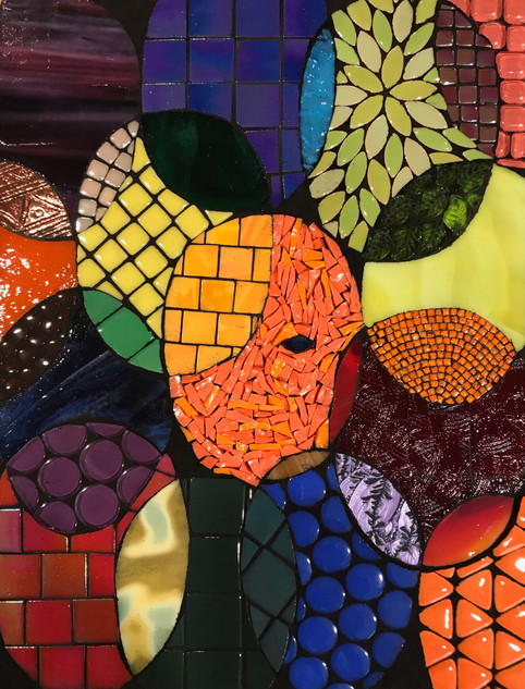 Janet Chalker, Orange Is a Color