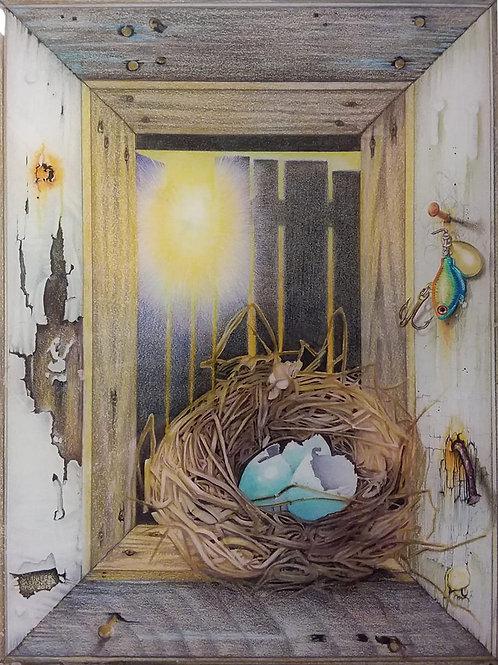 Jennifer Carpenter, The Early Bird Got the Worm