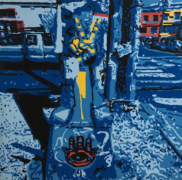 Adam Sensel (NC), Peace New Orleans Blue