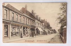 Lynchford Road Farnborough