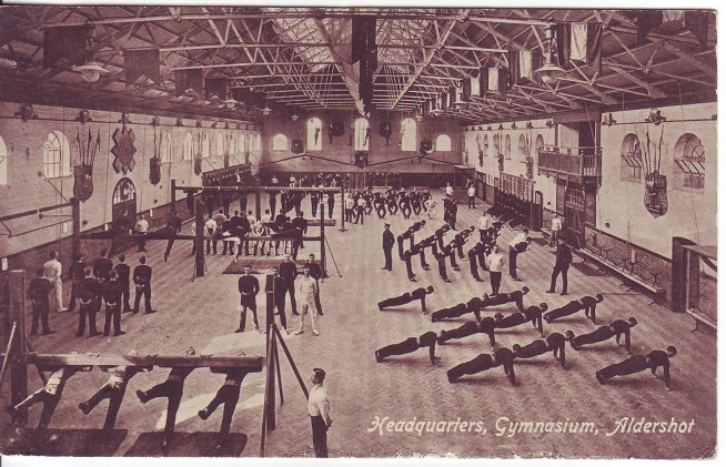 Headquarters Gymnasium Aldershot