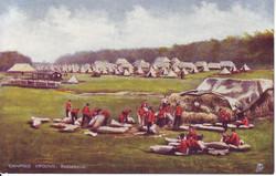 Camping Ground Rushmoor