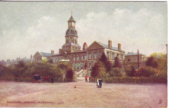 Cambridge Hospital Aldershot
