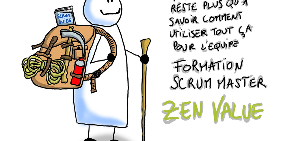 Certification - Formation Scrum Master (2 jours)