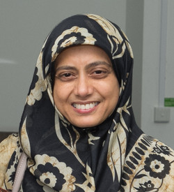 Dr Radiah Salim
