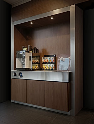 Luxe Koffiecorner