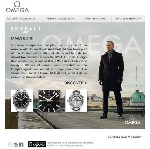 Omega - James Bond