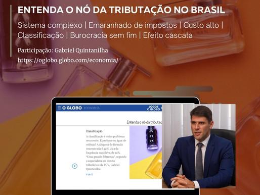 Entenda o nó da tributação no Brasil