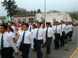 marcha institucional