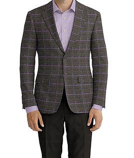 Green Lavendar Plaid Jacket:Z3-3962135  Lining:L4-4072813  Trouser:Z3-3962104  Shirt:N7-4072104
