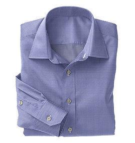 Blue Check Shirt:N5-4074736