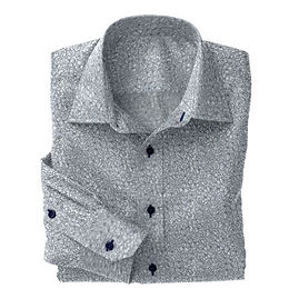 White Navy Abstract shirt:N5-4293148