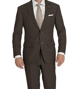 Natural Melange Suit:Y4-4292955  Shirt:N5-4071839
