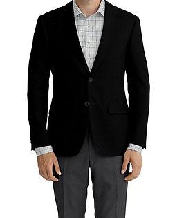 Dormeuil Dorsilk Black Texture Jacket:Y6-4073720  Lining:L4-4072759  Trouser:Z1-3336883  Shirt:N6-3858603