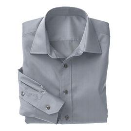 Blue Micro Cord Shirt:N3-3340153