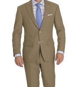 Dormeuil Amadeus 365 Taupe Suit:Y4-4292972  Lining:L4-4072719  Shirt:N6-4072063