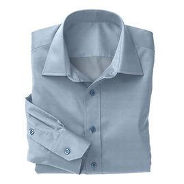 Norwich Navy Twill Solid Shirt N3-3340158