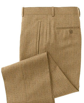 Fawn Solid Trouser:Z3-3962091