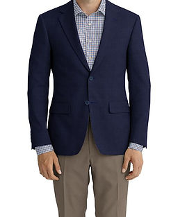 Dormeuil Echo Blue Texture Jacket:Y6-4073486  Lining:L4-4072750  Trouser:Z1-3336900  Shirt:N6-4072011