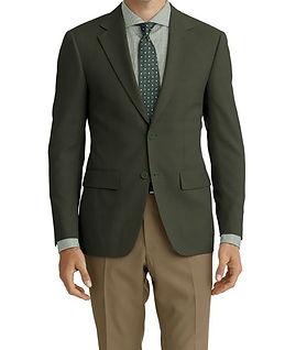 Dormeuil Woodland Moss Corduroy Jacket:Y4-4185362  Lining:L4-4072736  Trouser:Y1-4293036  Shirt:N7-4072175