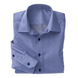 Soktas Blue Poplin Shirt:S2-3541017