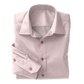 Pink Classic Oxford Shirt:N3-3340139