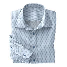 Lt Blue Neat Shirt:N3-3753554