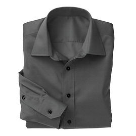 Graphite Twill Shirt:N2-3754147