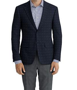 Dormeuil Dorsilk Natural Multi Check Jacket:Y6-4073691  Lining:L4-4072782  Trouser:E1-3642475  Shirt:N7-4072103