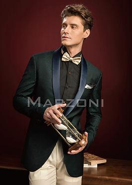 Marzoni Custom Suit Fabric