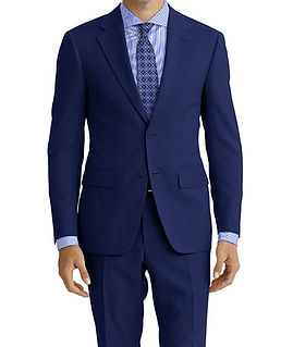 Blue Sharkskin Suit:E3-4183725  Shirt:N7-4072148