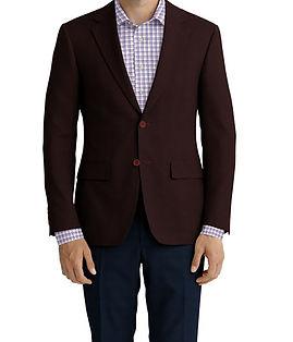 Dormeuil Echo Oxblood Jacket:Y6-4073494  Lining:L4-4072797  Trouser:Y3-3336957  Shirt:N7-4072109