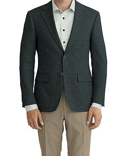 Cerruti Oxygen Olive Tweed Jacket:Z6-4393588  Lining:L4-4072736  Trouser:C3-4394934  Shirt:N5-3753275