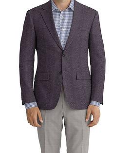 Dormeuil Dorsilk Red Tan Grey Blue Texture Jacket:Y4-4185207  Lining:L4-4072745  Trouser:C6-3644029  Shirt:N6-4072013