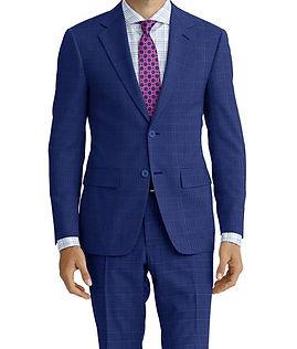 Drago Vantage Royal Check Suit:Z2-4071493  Lining:L6-4072641  Shirt:N6-4072010