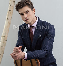 Marzoni Custom Suit Fabric