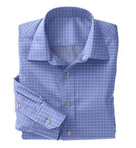 Blue Check Shirt:N5-4074724