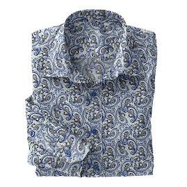 Blue Paisley N5-4073200