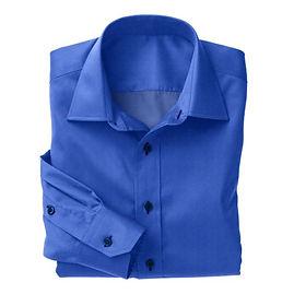 French Blue Satin Stretch N5-4073173