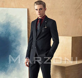 Marzoni Dark Navy Tuxedo 622-019/800