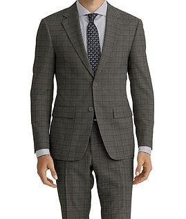 Drago Vantage Grey Check Suit:Z2-4071501  Lining:L6-4072663  Shirt:N5-4071809