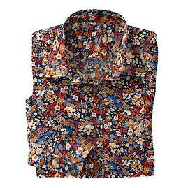 Autumn Garden Stretch Shirt:N7-4073157