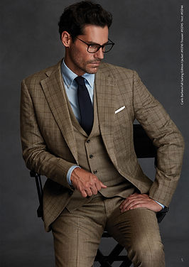 Carlo Barbera Custom Suit Fabric