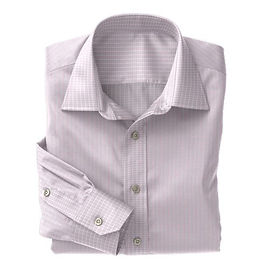 Raspberry Micro Check Shirt:N3-3340111