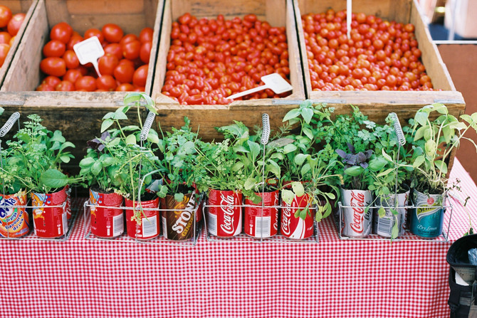 You are what you eat, eats... 4 reasons to change to organic food.