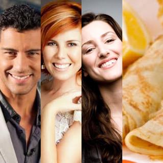 Celebrity Pancake Bake-Off