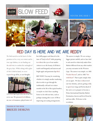 RED day at Slow