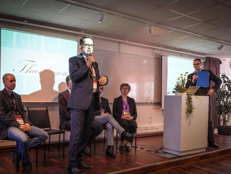 TERALOOP CEO KEYNOTE SPEAKER AT VAASA ENERGY WEEK 2016