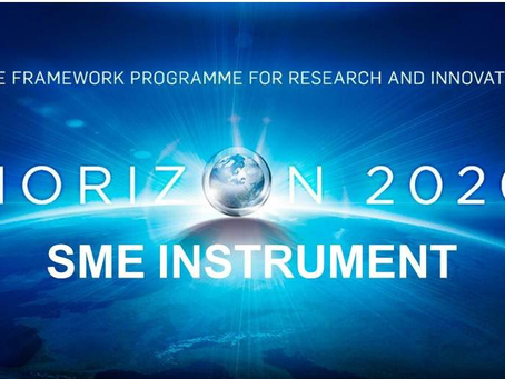 SUCCESSFUL APPLICATION TO H2020 SME-INSTRUMENT PHASE 1