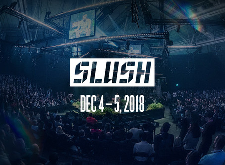Come meet Teraloop at Slush2018